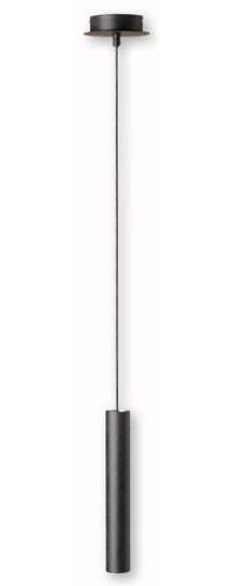 PAR LUX LS-R MINI LED Lampa Sufitowa czarny