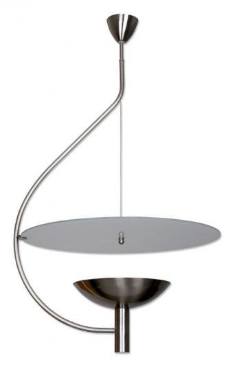 GALAXY LS LED Lampa Sufitowa inox
