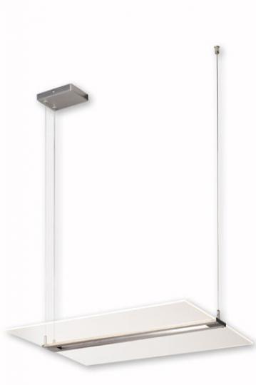 YENA LS-M Lampa Sufitowa szkło