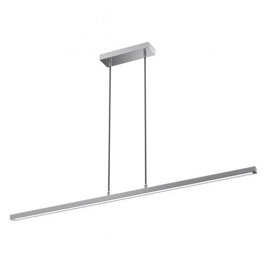 KRESKA LS LED Lampa Sufitowa 115cm inox
