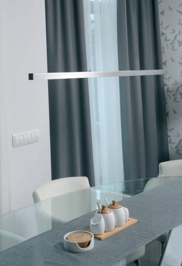 KRESKA LS LED Lampa Sufitowa 115cm