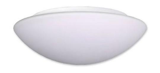 TWIST PL Plafon 45 cm biały