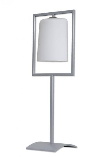 VIGO LG Lampa Gabinetowa srebrna
