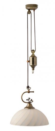ATENA LS-R Lampa Sufitowa regulowana patynowa