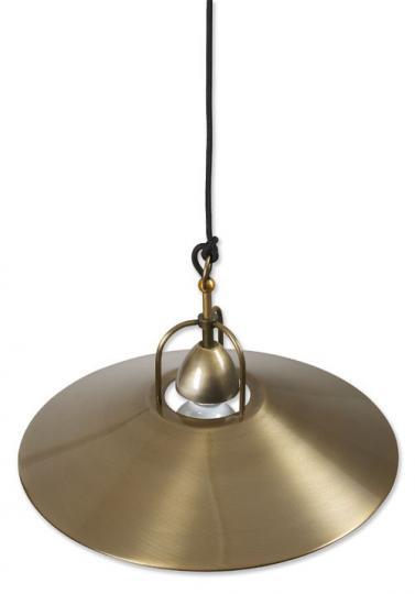 CASINO LS Lampa Sufitowa patynowa na sznurze