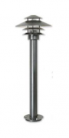 SCANIA LO 1,25m Lampa Ogrodowa grafit