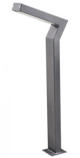 KADET LED LO 1,2m nowowczesna Lampa Ogrodowa szara,  ElmarCo producent oświetlenia elmarco_pl