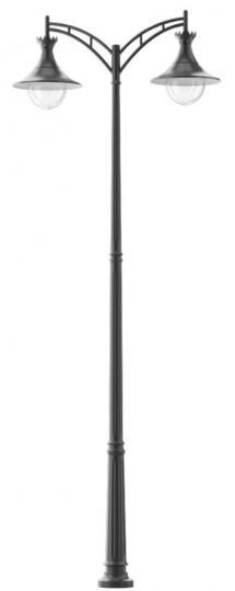 ROUEN latarnia 2 ramiona