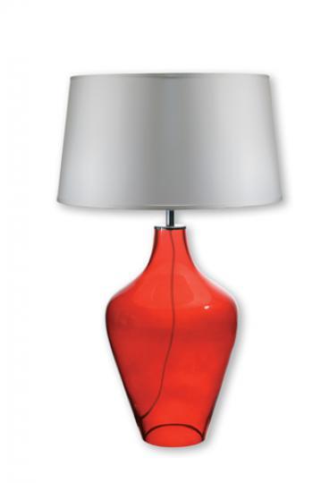 MADERA LG Lampa Gabinetowa z szarym abażurem