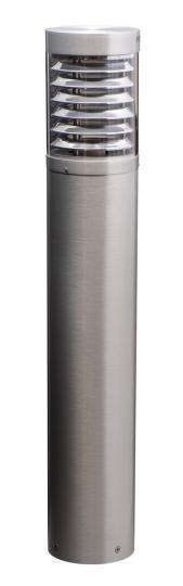 BOLARD LO 1,2m Lampa Ogrodowa szary