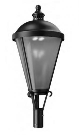 ARIA LED Oprawa czarna