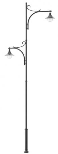 KRAKUS Latarnia, oświetlenie obszarów zabytkowych, ulic, ElmarCo POLSKI producent oświetlenia elmarco_pl