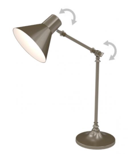 BD S LG Lampa Gabinetowa regulacja