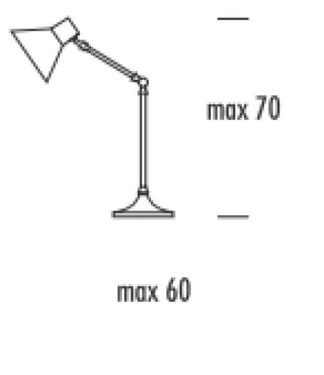BD S LG Lampa Gabinetowa wymiary