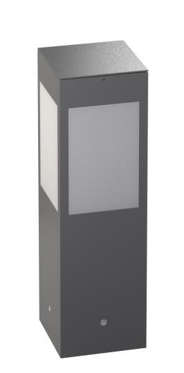 BOKARD LO 0,4m Lampa Ogrodowa szary