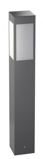 BOKARD LO 0,8m Lampa Ogrodowa szara