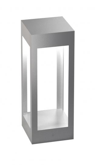 BOVER LED LO 0,4m Lampa Ogrodowa szara