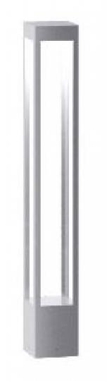 BOVER LED LO 1,2m Lampa Ogrodowa szary