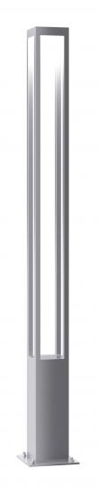 BOVER LED LO 2,5m Lampa Ogrodowa szara