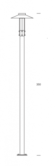 GAMMA BIS LP 3,5m wymiary