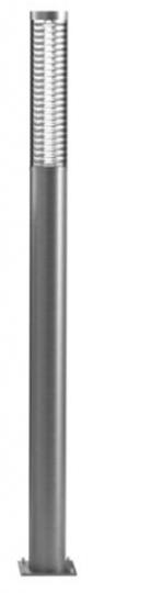 BOLARD 2m nowoczesna Lampa Ogrodowa,  ElmarCo producent oświetlenia elmarco_pl