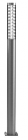 BOLARD LO 2,5m Lampa Ogrodowa alu