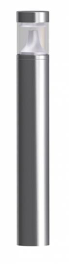 BOLARD LED LO 0,8m Lampa Ogrodowa alu