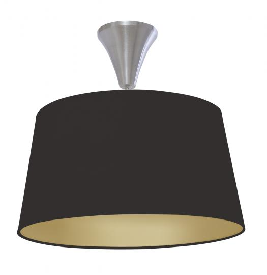SAXO LS Lampa Sufitowa inox