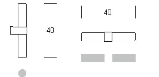 TOLUX K2 WALEC LED wymiary