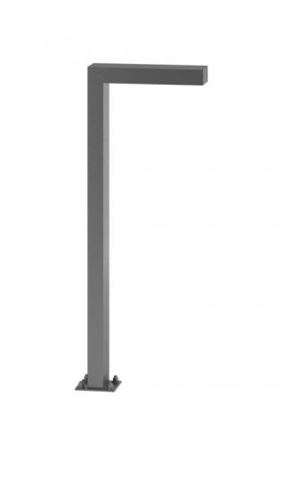 WAY PROSTY LO 0,8m Lampa Ogrodowa szary