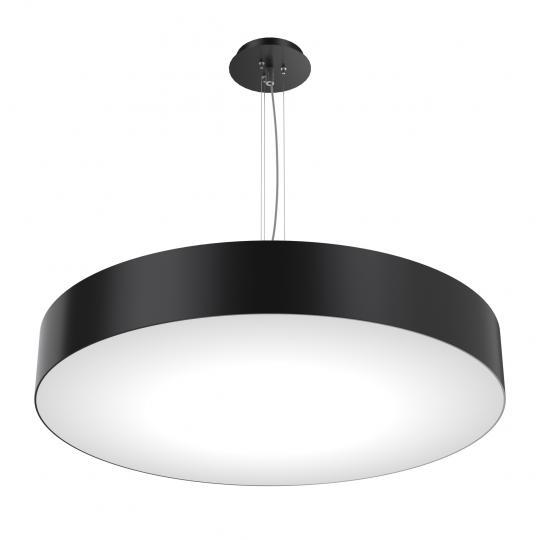RONDO LS FI60/6 Lampa Sufitowa czarny