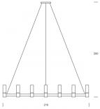 CARLO BIS Ż16 up Żyranol wymiary