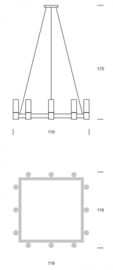CARLO BIS Ż12 up Żyranol wymiary