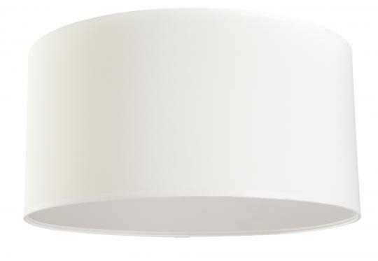 PRECIOSA PL Plafon biały, abażur, lampa pod sufit, ElmarCo POLSKI producent oświetlenia elmarco_pl