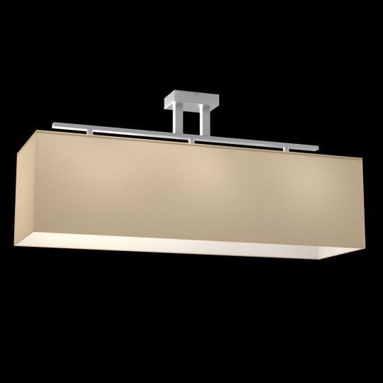 STUDIO LS-S3 Lampa Sufitowa abażur beżowy