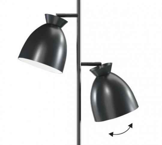 Nordic Lampa Podłogowa Regulacja